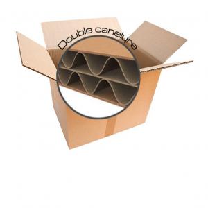 Lots de cartons neufs neutre double cannelure